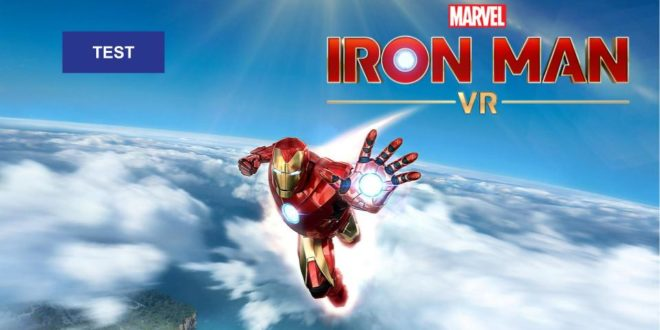 test iron man vr