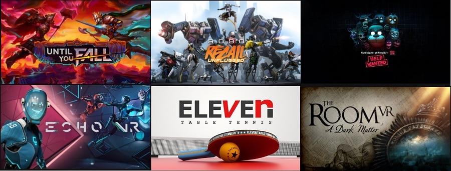 Top 25 meilleurs jeux Quest 2