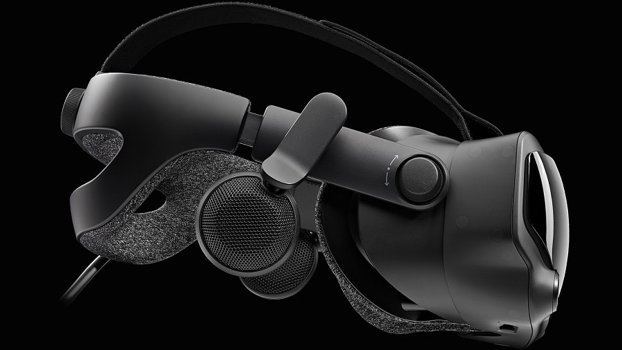 valve index haut parleur