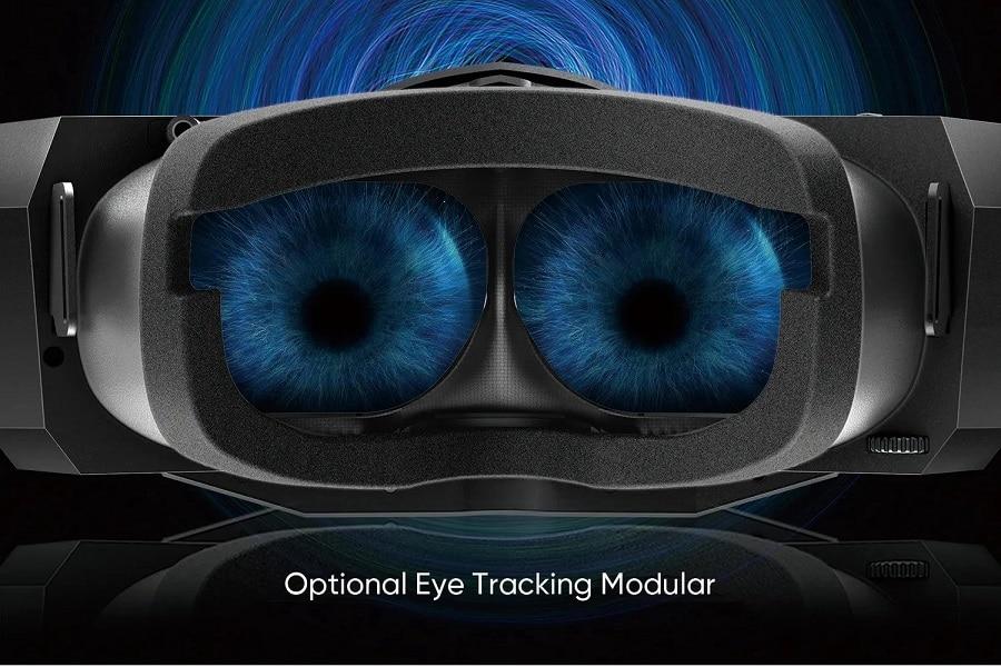 eye tracking pimax partisan