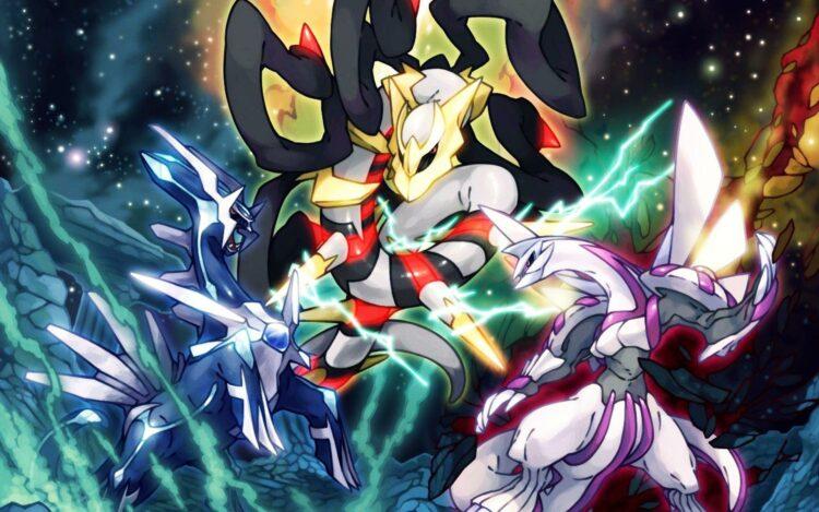 pokémon trio créations