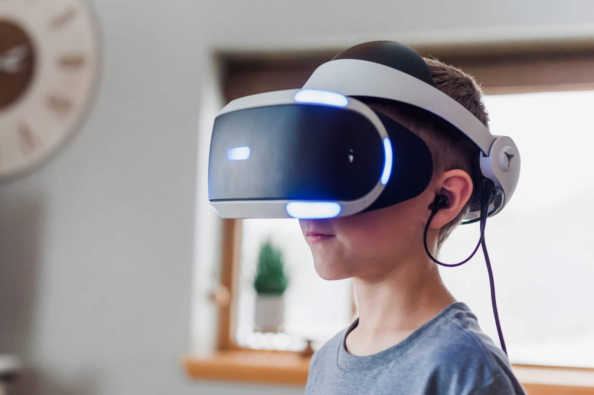 réalité virtuelle débutant