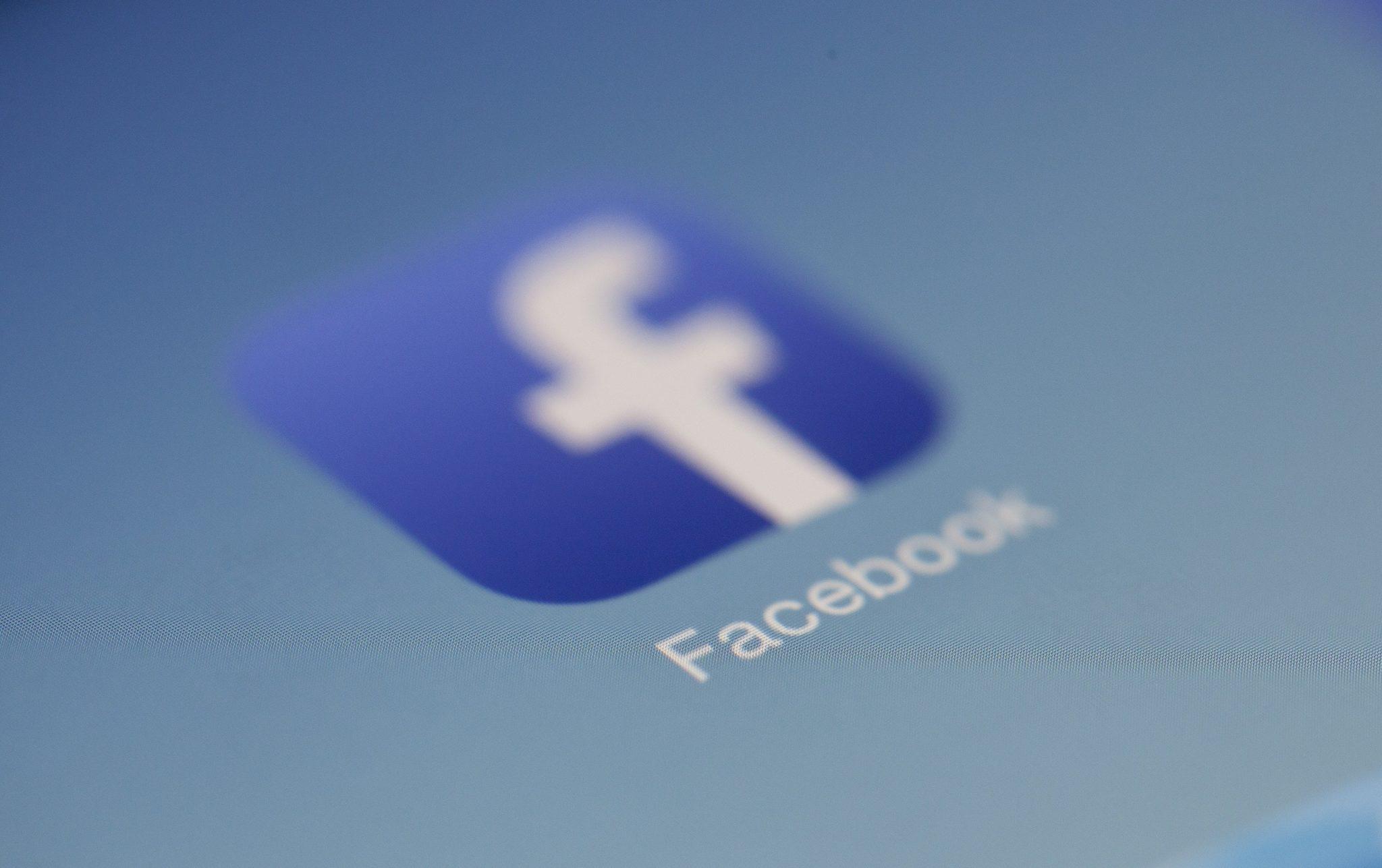 Facebook domaine VR