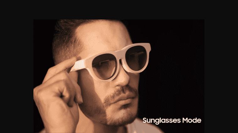 samsung lunettes réalité augmentée