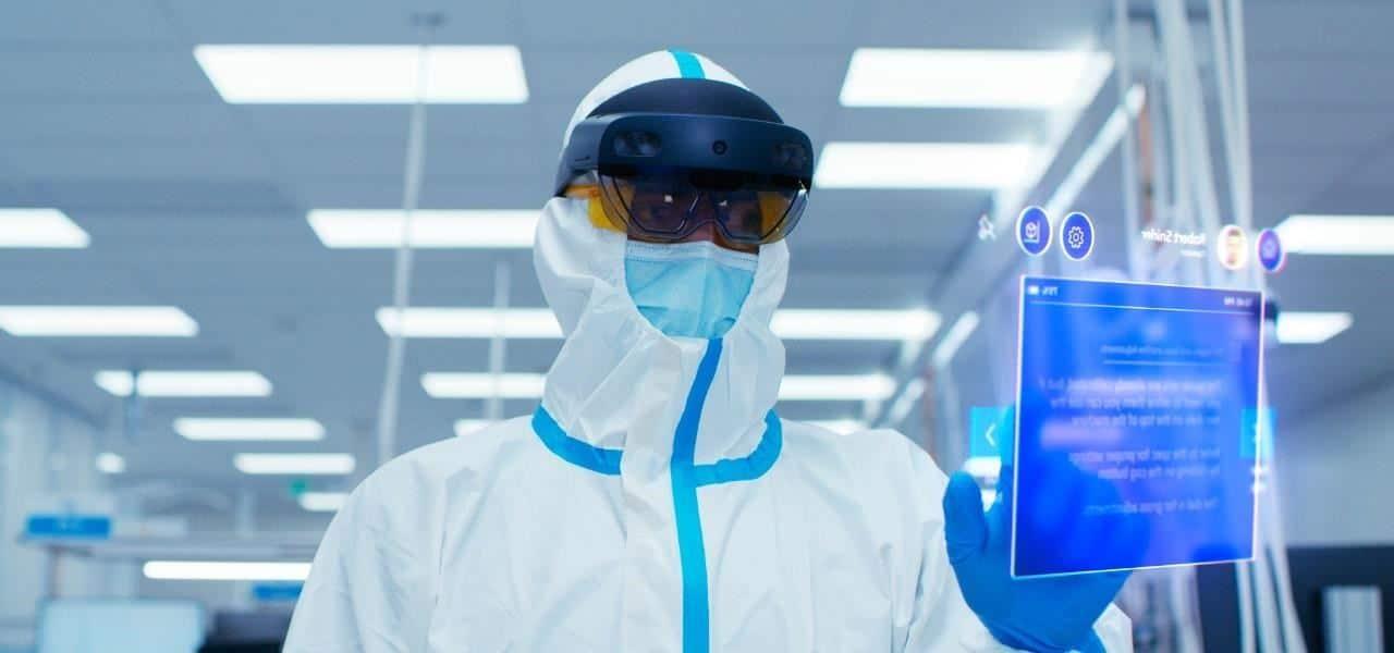 HoloLens 2 Industrial Edition