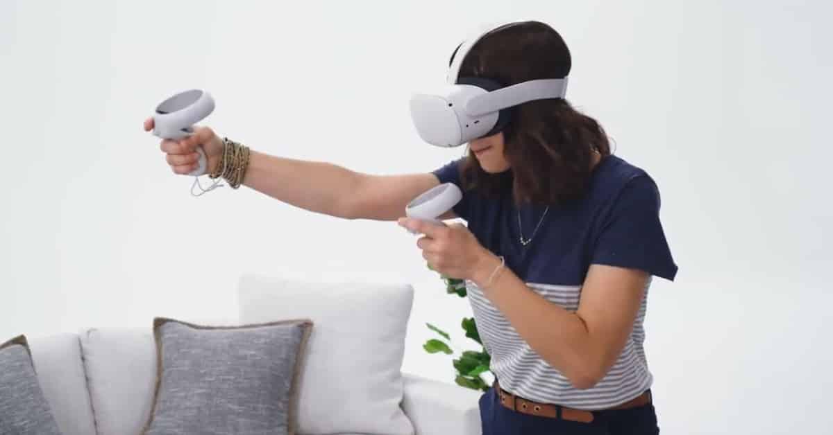 Oculus Quest : voici comment emmener votre canapé dans la VR - Realite-Virtuelle.com
