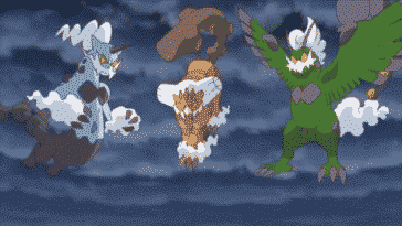pokémon go forces nature trio