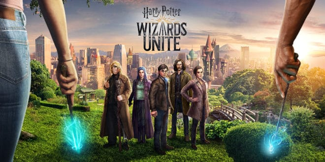 Wizards Unite Adversaries