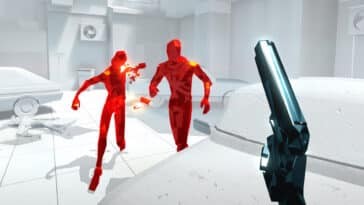 superhot vr quest