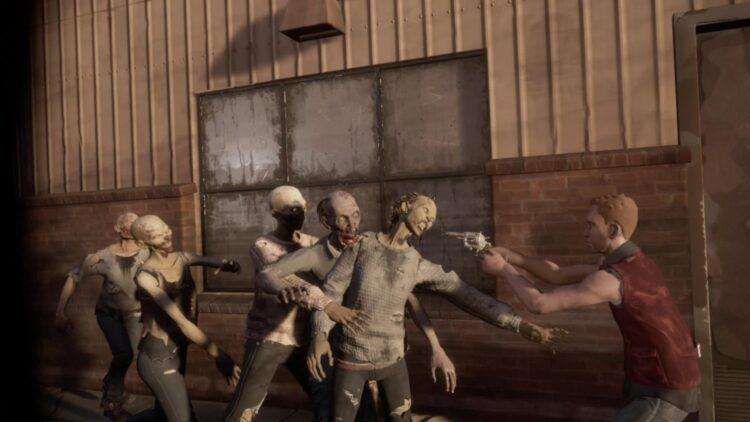 Walking Dead Aftershocks