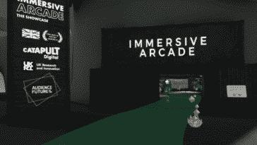 immersive arcade