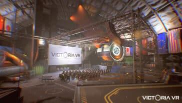 victoria vr