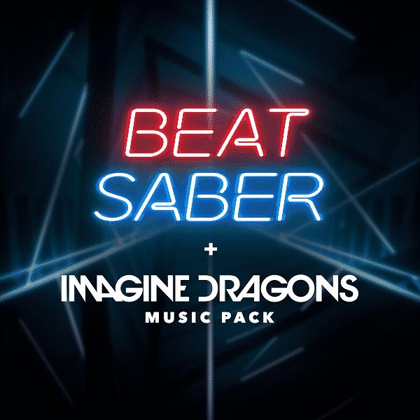 beats saber pack imagine dragons