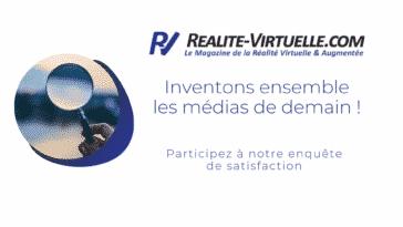 enquête satisfaction RV