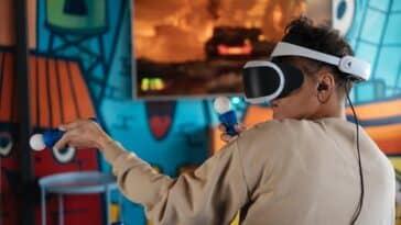La réalité virtuelle produit une compression du temps