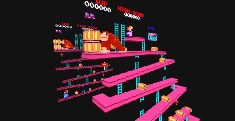 Donkey Kong VR