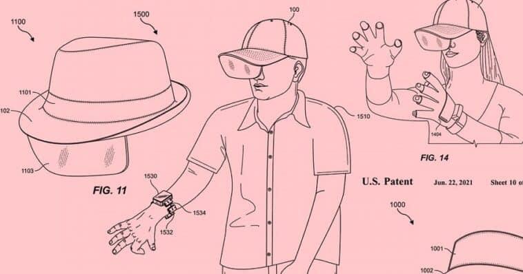 facebook chapeau AR