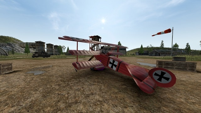 Warplanes WW1 Fighters