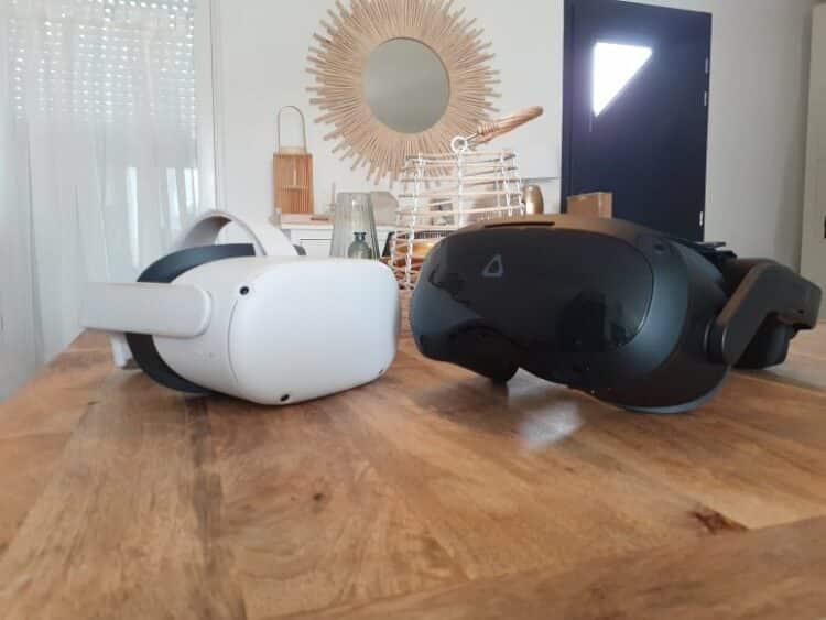 oculus quest vs vive focus 3