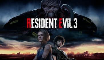 Resident Evil 2 et 3
