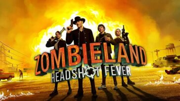 zombieland VR xr games