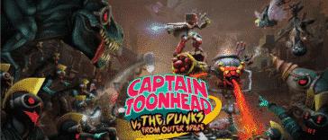 Captain Toonhead The Punks