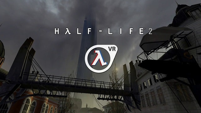 Half-Life 2 mod vr