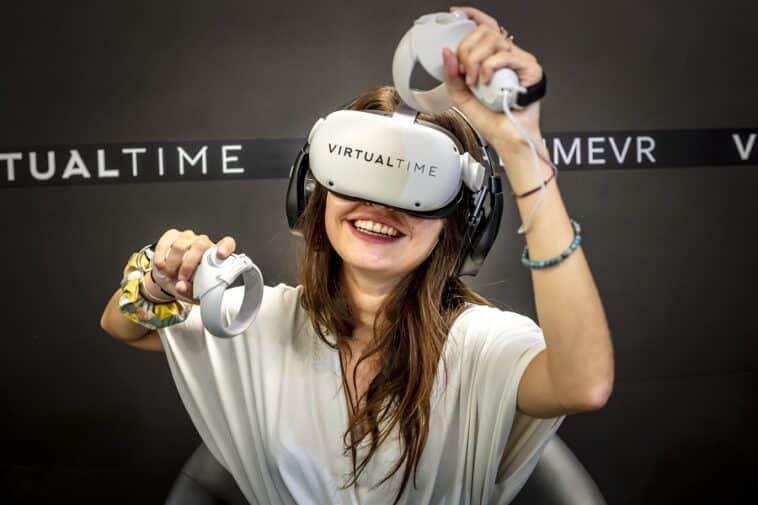 virtualtime voyage VR