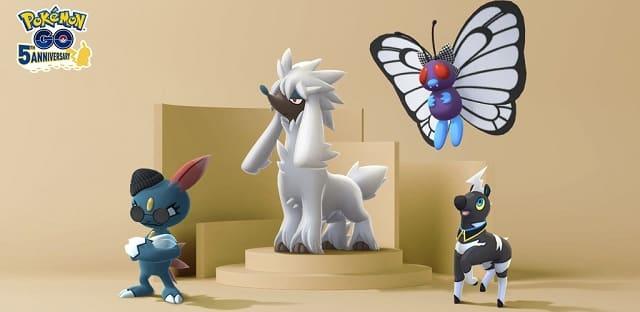 Pokémon Go Fashion Week
