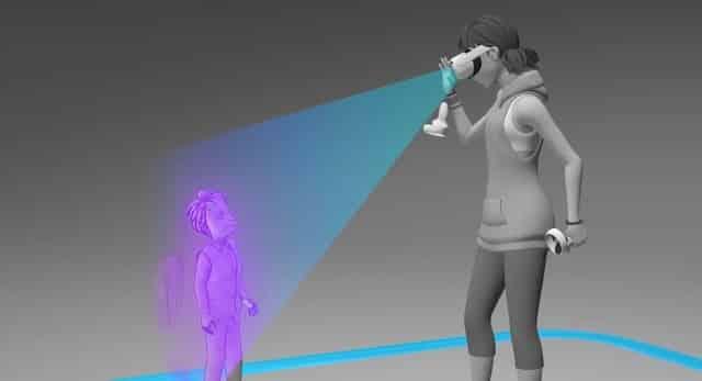 Oculus Quest Space Sense