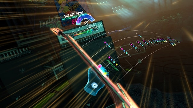 Unplugged Air Guitar octobre