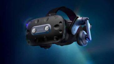 HTC Vive pro 2