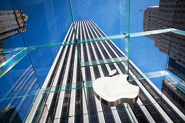 casque Apple écran OLED