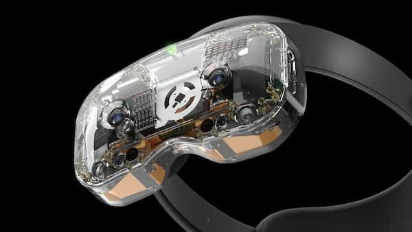 casque réalité mixte Lynx