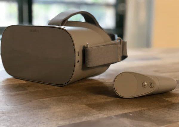 Système exploitation Oculus GO