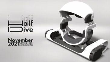 Diver-X HalfDive