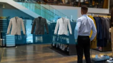 réalité augmentée magasins