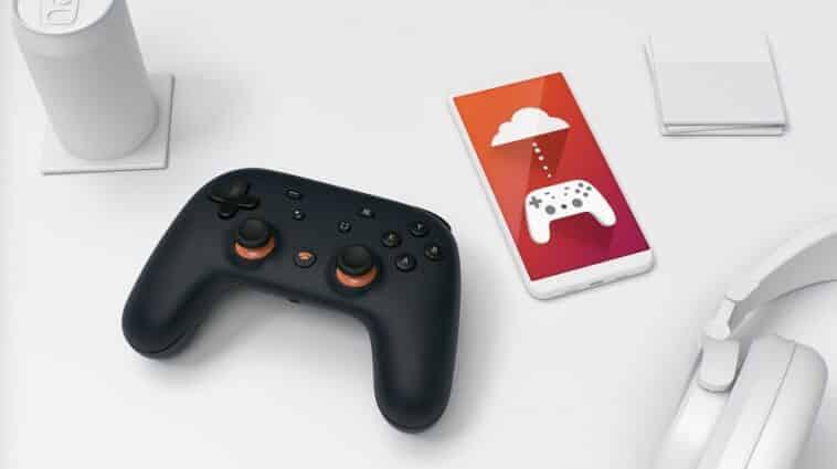 stadia cloud gaming