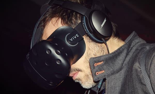 réalité virtuelle réadaptation physique