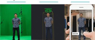 8i 8th Wall hologrammes