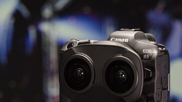 Canon EOS VR System