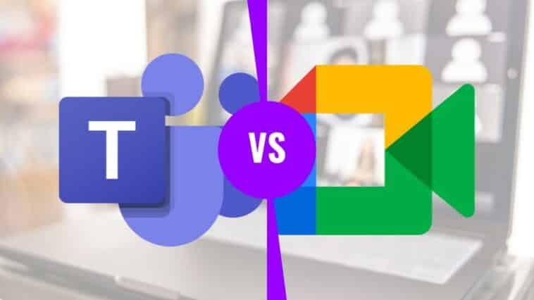 google meet vs microsoft teams